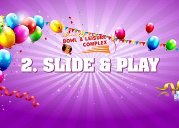 2. Slide & Play Party