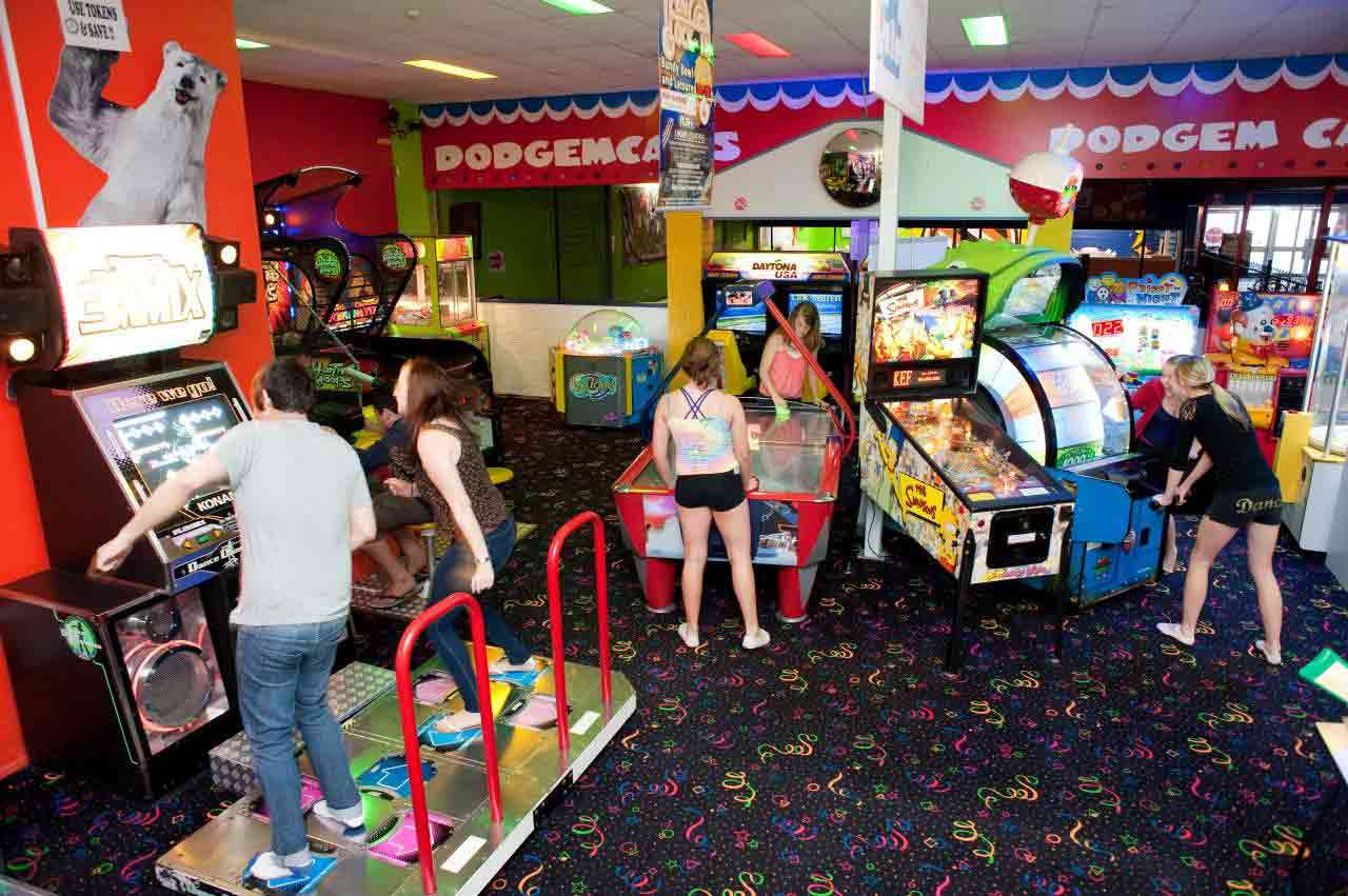 Get into our Arcade games!
