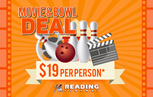 Movie & Bowl Deal