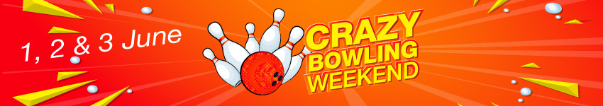 Crazy Bowling Weekend
